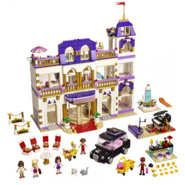 Lego Friends - Heartlake Grand Hotel 41101 från Lego
