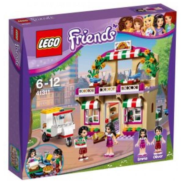 Lego Friends - Heartlakes Pizzeria - 41311 från Lego