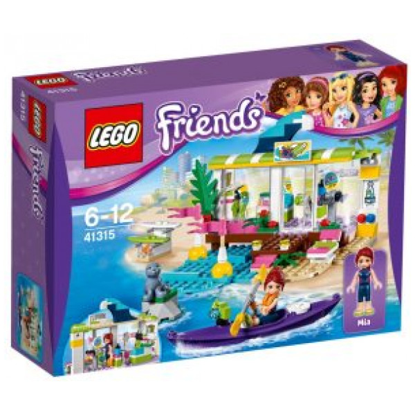 Lego Friends - Heartlakes Surfshop - 41315 från Lego
