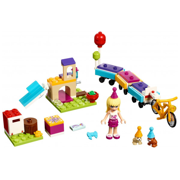 Lego Friends Lego Party Train 41111 från Lego friends
