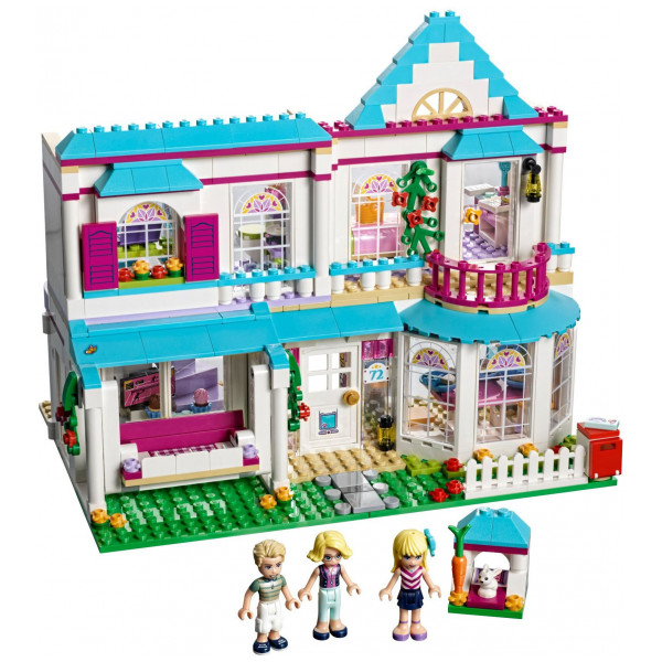 Lego Friends Lego Stephanie's House 41314 från Lego friends