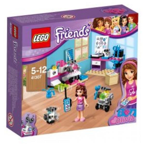 Lego Friends - Olivias Kreativa Labb - 41307 från Lego