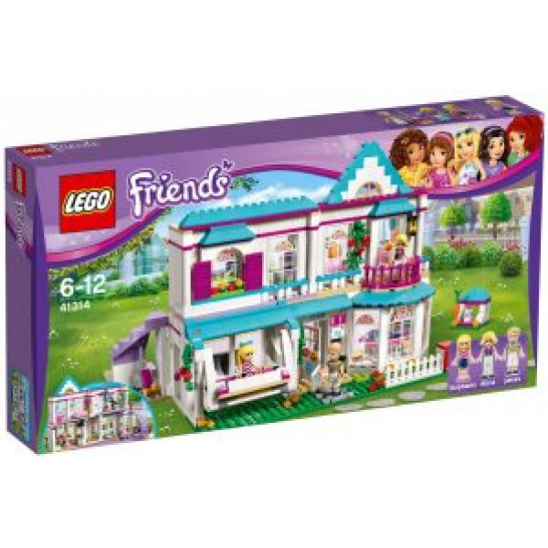 Lego Friends - Stephanies Hus - 41314 från Lego