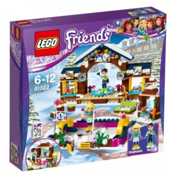 Lego Friends - Vinterresort – Skridskobana - 41322 från Lego