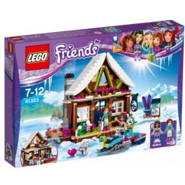 Lego Friends - Vinterresort – Stuga - 41323 från Lego