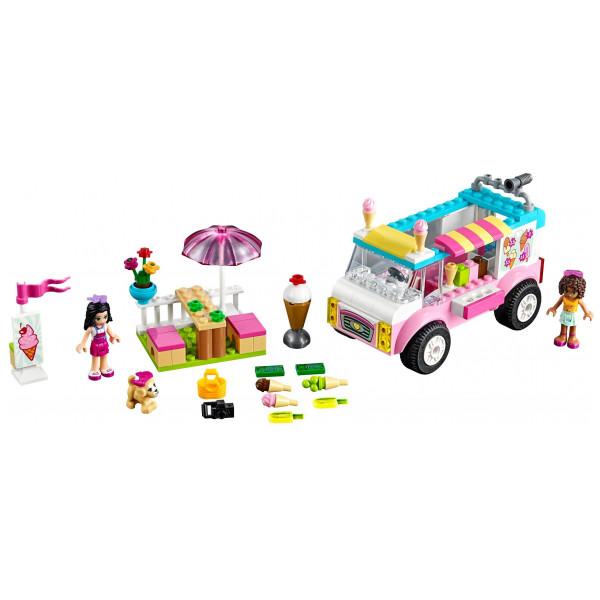 Lego Juniors - Emma's Ice Cream Truck 10727 från Lego