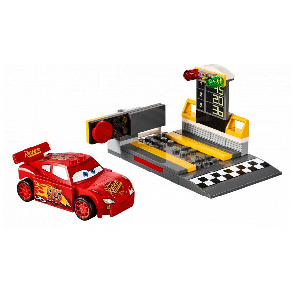 Lego Juniors Lego Lightning Mcqueen Speed Launcher 10730 från Lego juniors