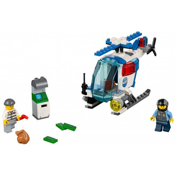Lego Juniors Lego Police Helicopter Chase 10720 från Lego juniors