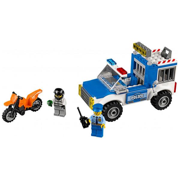 Lego Juniors - Police Truck Chase 10735 från Lego