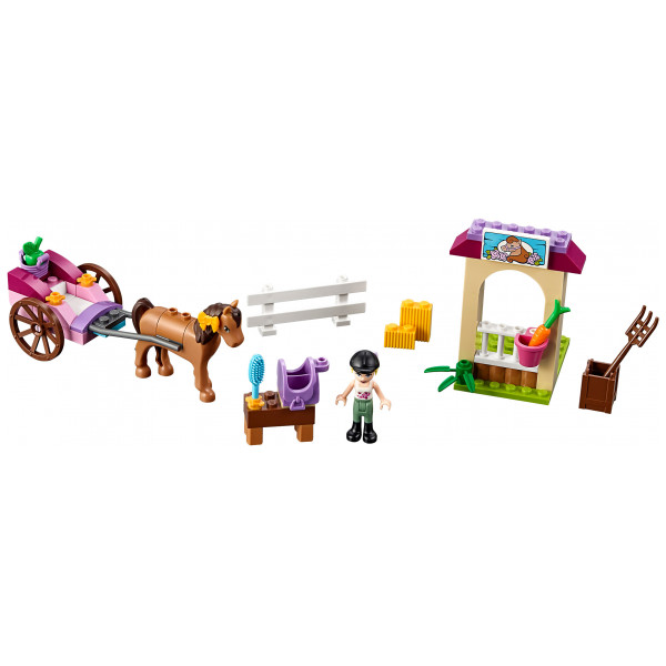 Lego Juniors - Stephanie's Horse Carriage 10726 från Lego