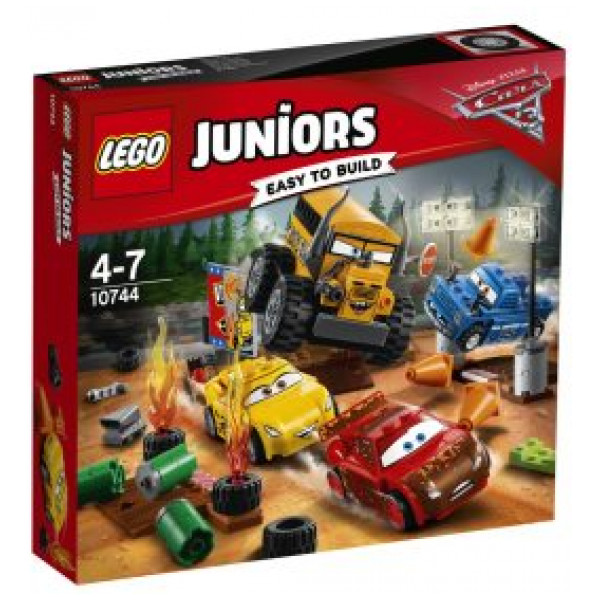Lego Juniors - Thunder Hollow Crazy 8-Tävling - 10744 från Lego