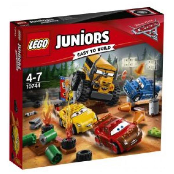 Lego Juniors - Thunder Hollow Crazy 8-Tävling - 10744 från Lego