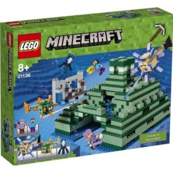 Lego Minecraft - Havsmonumentet - 21136 från Lego