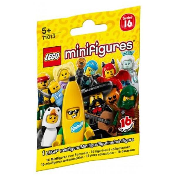 Lego Minifigures - Serie 16 - 71013 från Lego