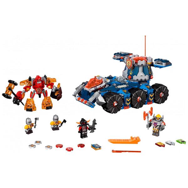 Lego Nexo Knights - Axls Tornbärare 70322 från Lego