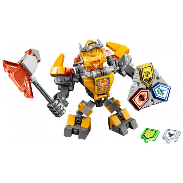 Lego Nexo Knights - Battle Suit Axl 70365 från Lego
