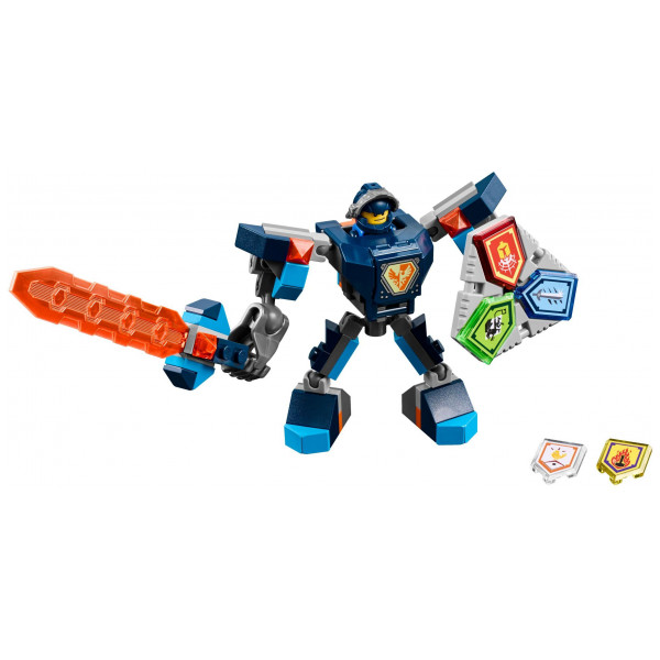 Lego Nexo Knights - Battle Suit Clay 70362 från Lego