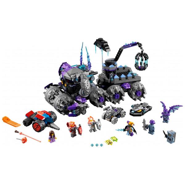 Lego Nexo Knights - Jestro's Headquarters 70352 från Lego