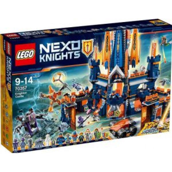 Lego Nexo Knights - Knightons Slott - 70357 från Lego
