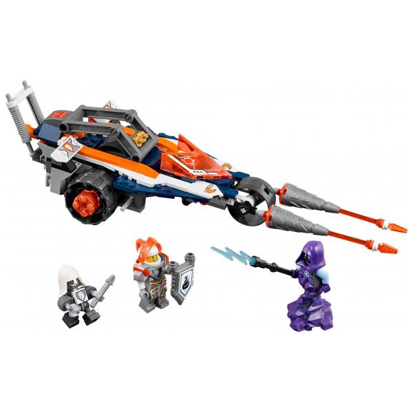 Lego Nexo Knights - Lance's Twin Jouster 70348 från Lego