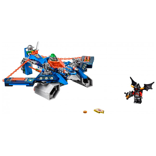 Lego Nexo Knights Lego Aaron Fox's Aero-Striker V2 70320 från Lego nexo knights