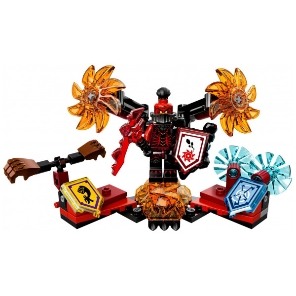 Lego Nexo Knights Lego Ultimate General Magmar 70338 från Lego nexo knights