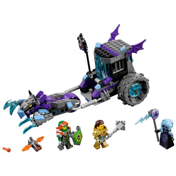 Lego Nexo Knights - Ruina's Lock & Roller 70349 från Lego