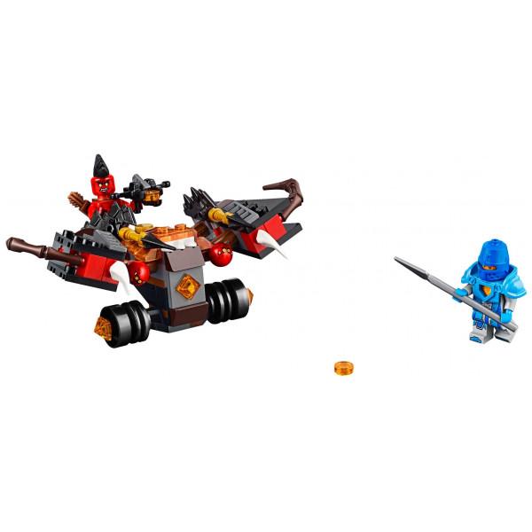 Lego Nexo Knights - The Glob Lobber 70318 från Lego