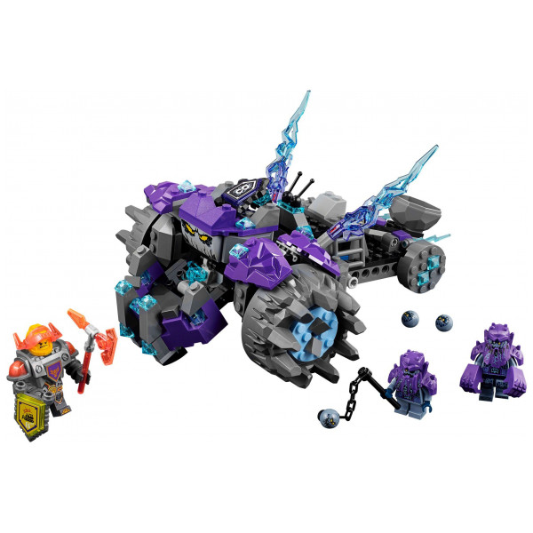 Lego Nexo Knights - The Three Brothers 70350 från Lego