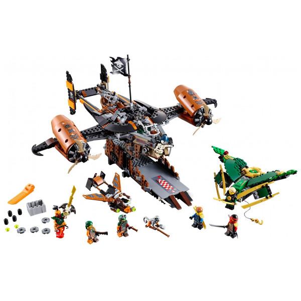 Lego Ninjago Lego Misfortune's Keep 70605 från Lego ninjago