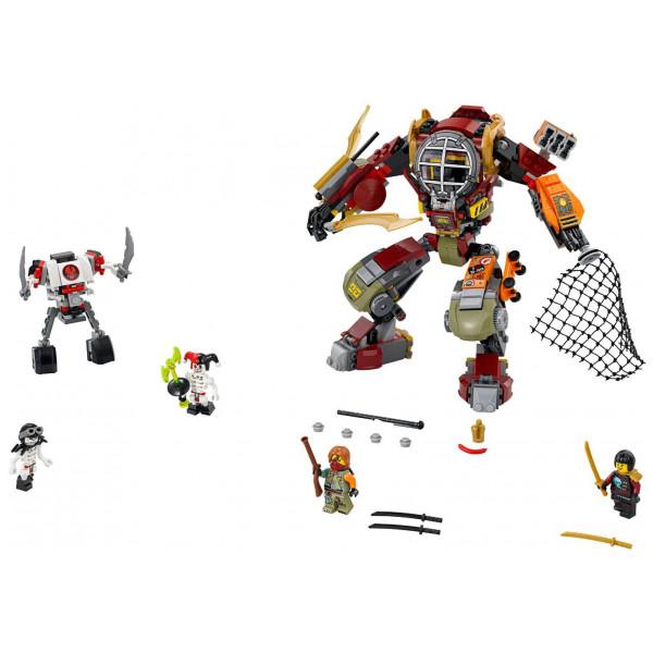 Lego Ninjago - Salvage Mec 70592 från Lego