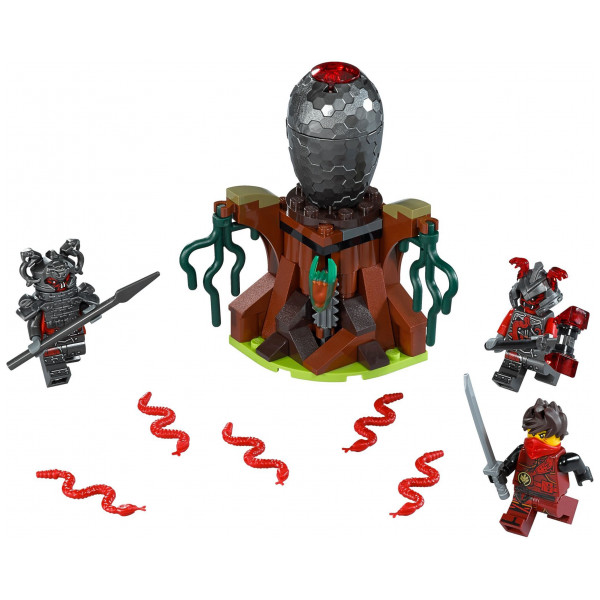Lego Ninjago - The Vermillion Attack 70621 från Lego