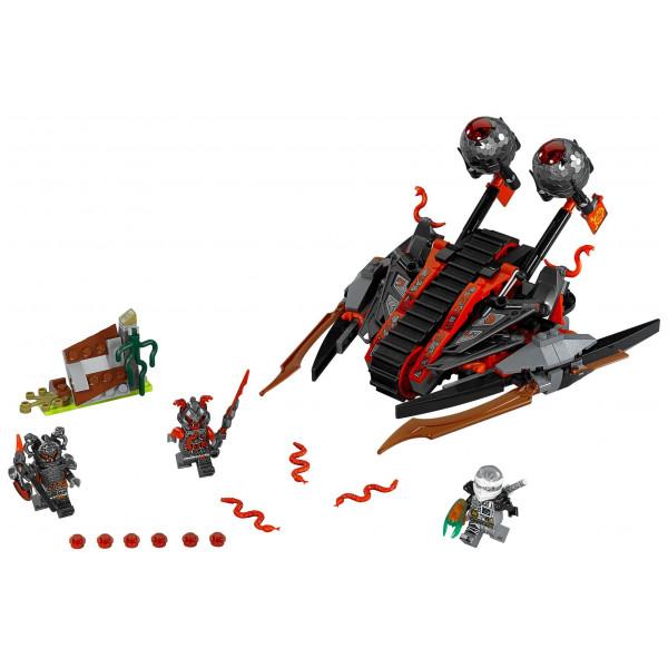 Lego Ninjago - Vermillion Invader 70624 från Lego