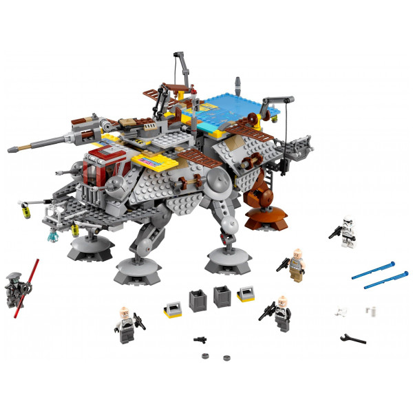 Lego Star Wars - Captain Rex's At-Te 75157 från Lego