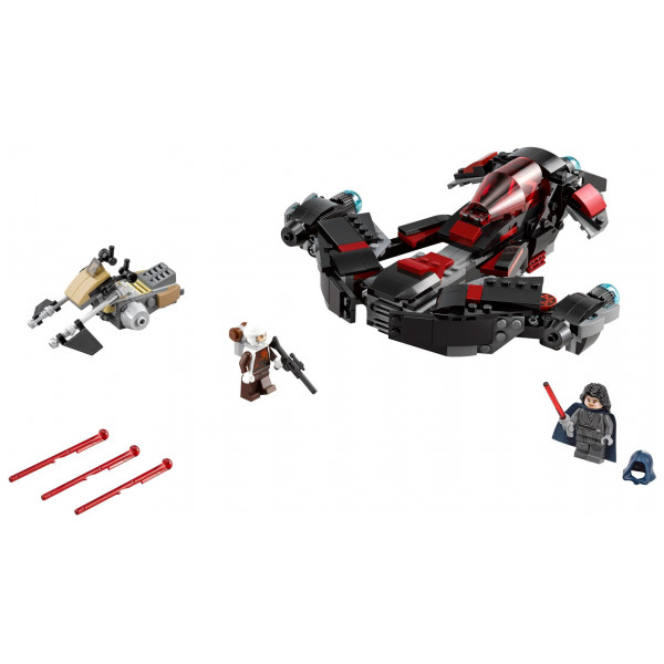 Lego Star Wars - Eclipse Fighter 75145 från Lego