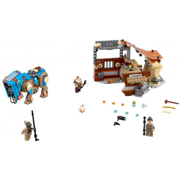 Lego Star Wars - Encounter On Jakku 75148 från Lego