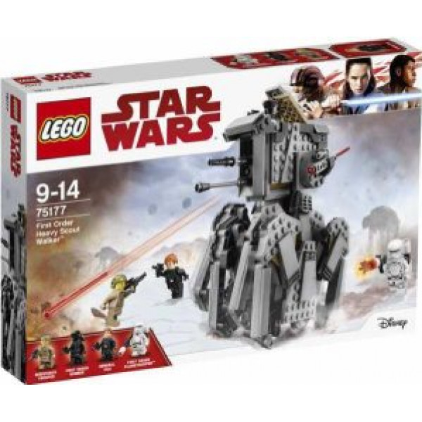 Lego Star Wars - First Order Heavy Scout - 75177 från Lego