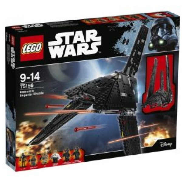 Lego Star Wars - Krennic's Imperial Shuttle - 75156 från Lego