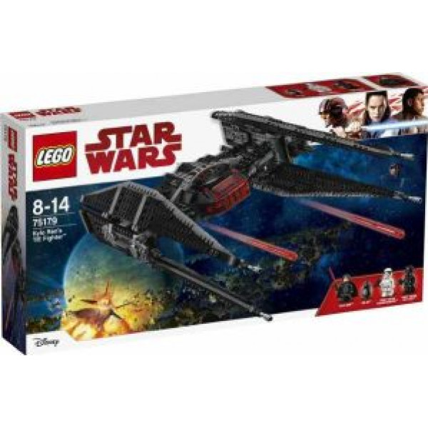 Lego Star Wars - Kylo Ren's Tie Fighter - 75179 från Lego