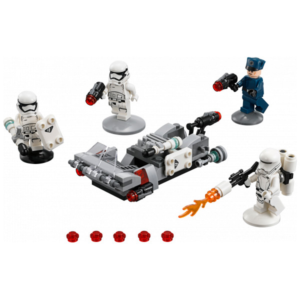Lego Star Wars Lego First Order Transport Speeder Battle Pack 75166 från Lego star wars