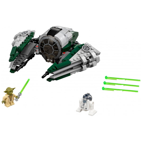 Lego Star Wars Lego Rouge One - Yoda's Jedi Starfighter 75168 från Lego star wars