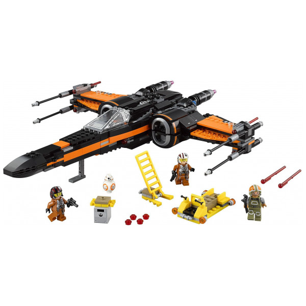 Lego Star Wars - Poe's X-Wing Fighter 75102 från Lego