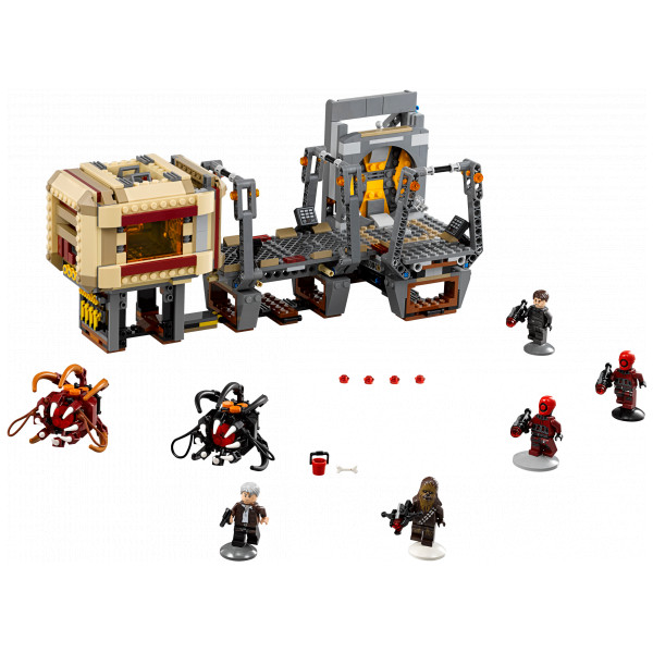 Lego Star Wars - Rathtar Escape 75180 från Lego
