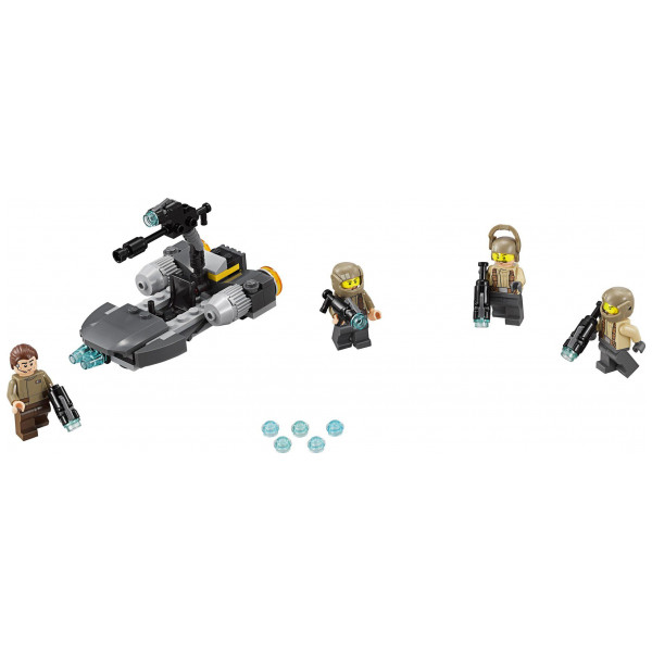 Lego Star Wars - Resistance Trooper Battle Pack 75131 från Lego