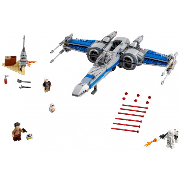 Lego Star Wars - Resistance X-Wing Fighter 75149 från Lego
