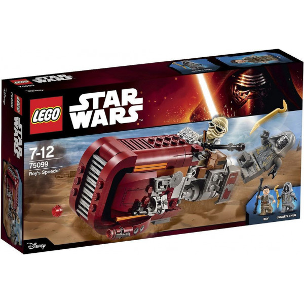 Lego Star Wars - Rey's Speeder 75099 från Lego