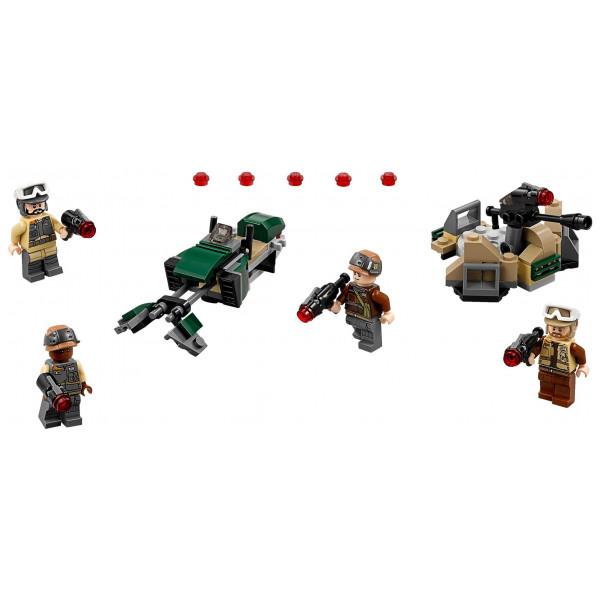 Lego Star Wars - Rouge One - Rebel Trooper Battle Pack 75164 från Lego