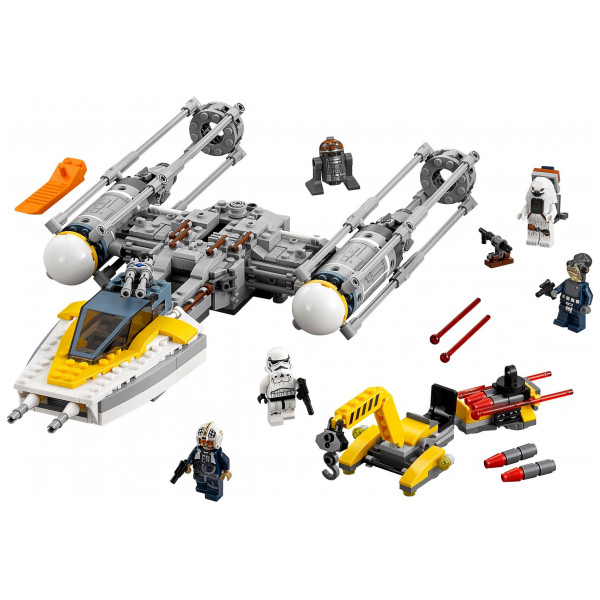 Lego Star Wars - Rouge One - Y-Wing Starfighter 75172 från Lego