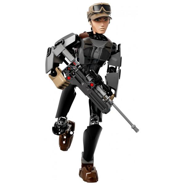 Lego Star Wars - Sergeant Jyn Erso 75119 från Lego