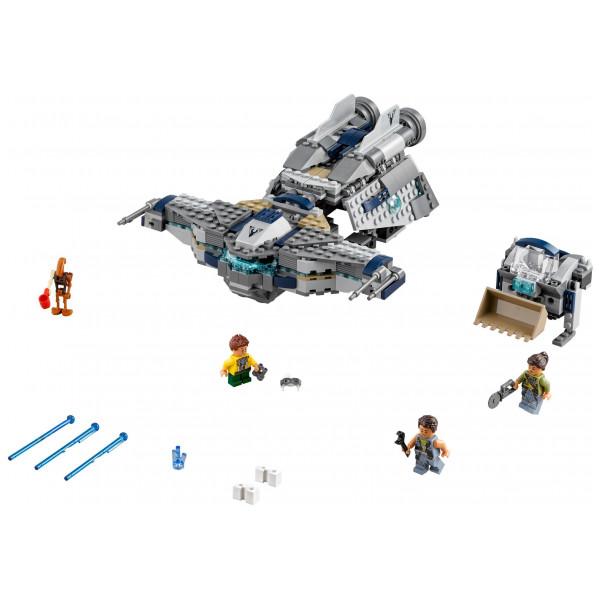 Lego Star Wars - Starscavenger 75147 från Lego